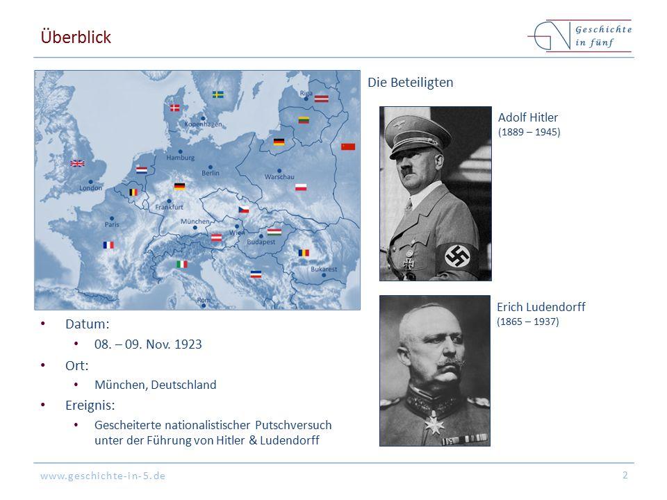 www.geschichte-in-5.de Überblick Datum: 08. – 09.