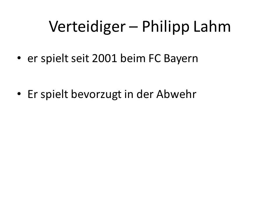 Joachim Löw – deutscher Bundestrainer