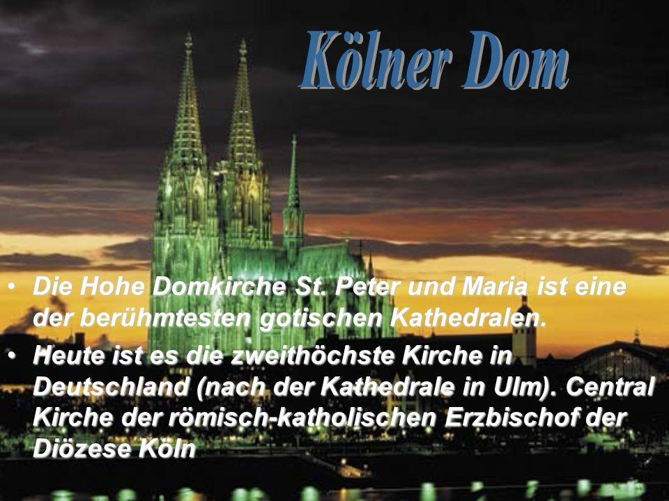 Die Hohe Domkirche St.