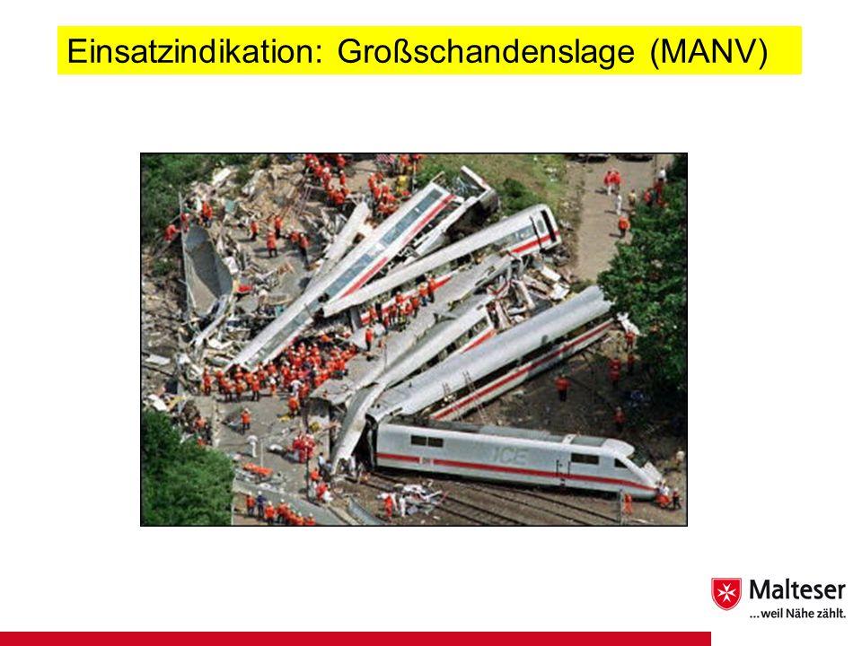 24Titel | Abteilung | Datum Einsatzindikation: Großschandenslage (MANV)