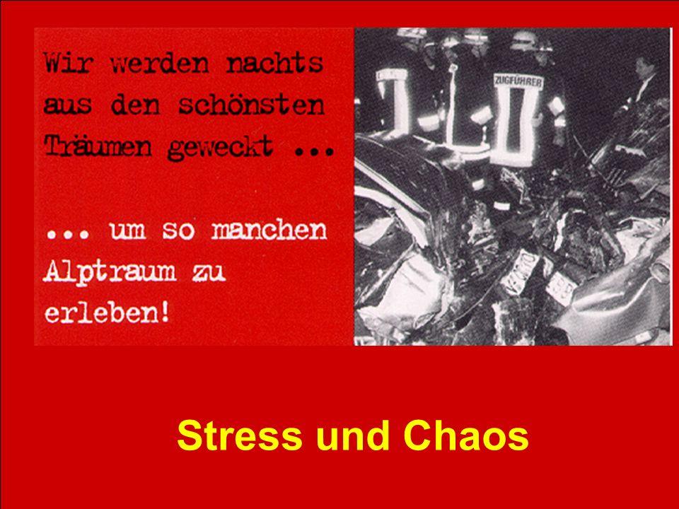 31Titel | Abteilung | Datum Stress und Chaos