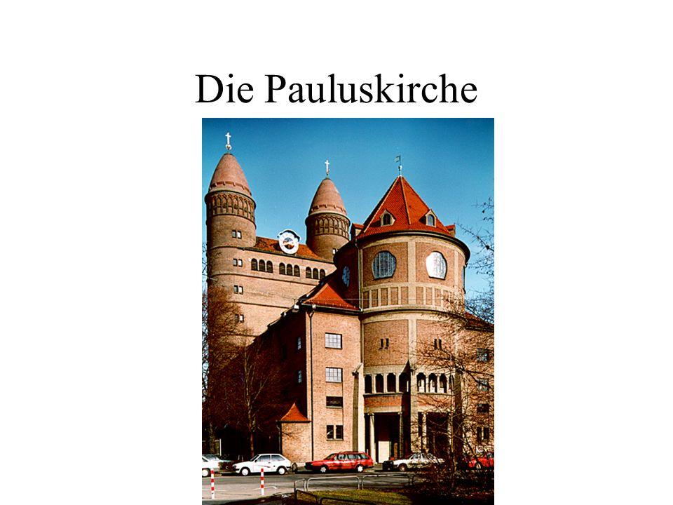 Die Pauluskirche