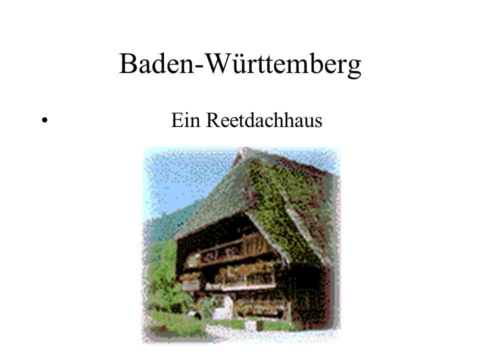 Baden-Württemberg Eine schöne Landschaft