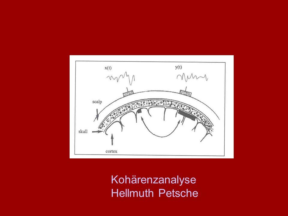 Kohärenzanalyse Hellmuth Petsche