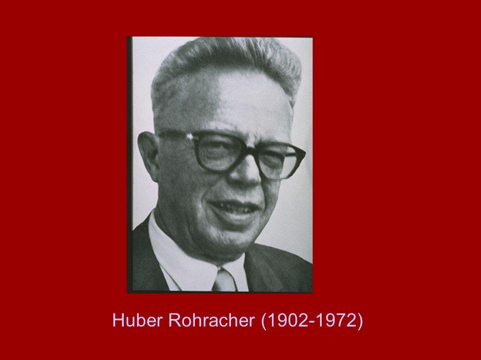 Huber Rohracher (1902-1972)