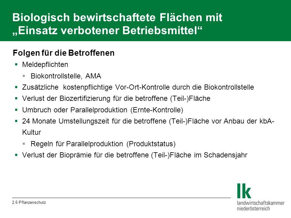 Mögliche Beeinträchtigung durch unsachgemäßen Pflanzenschutzmitteleinsatz Abdrift  Alle Pflanzenschutzmittel betroffen  Herbizide verursachen meist sichtbare Schäden  Alle Pflanzenschutzmittel verursachen Rückstände  Probleme bei AMA-Kontrolle, Bio-Kontrolle, Erntegut, etc.