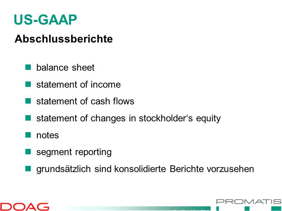 Den Wandel im Blick Oracle Hauptbuch INCOME Data Mart Financials