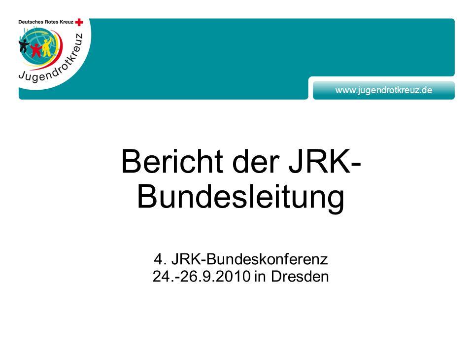 www.jugendrotkreuz.de Bericht der JRK- Bundesleitung 4.