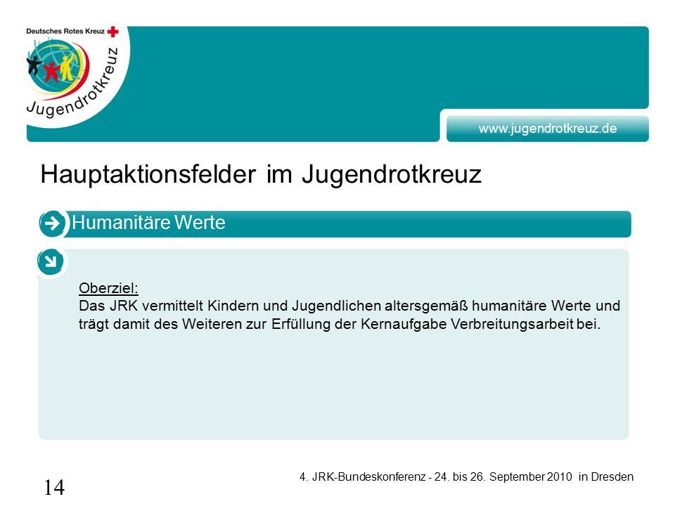 14 4. JRK-Bundeskonferenz - 24. bis 26.