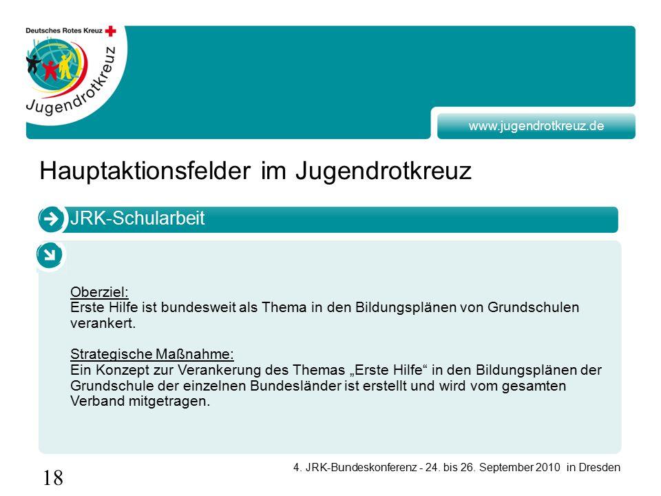 18 4. JRK-Bundeskonferenz - 24. bis 26.