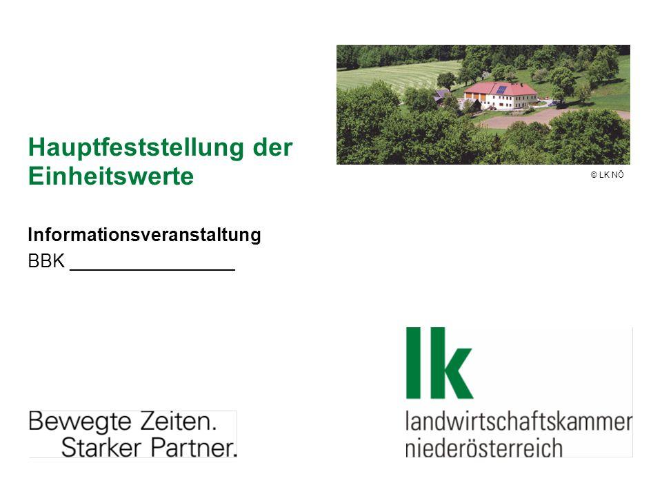 EW – HF 2014: LuF 1 Punkt 8.2 Beispiel Kleinwald (über 10 bis 100 ha Wald) 0 50 00 12 97 00
