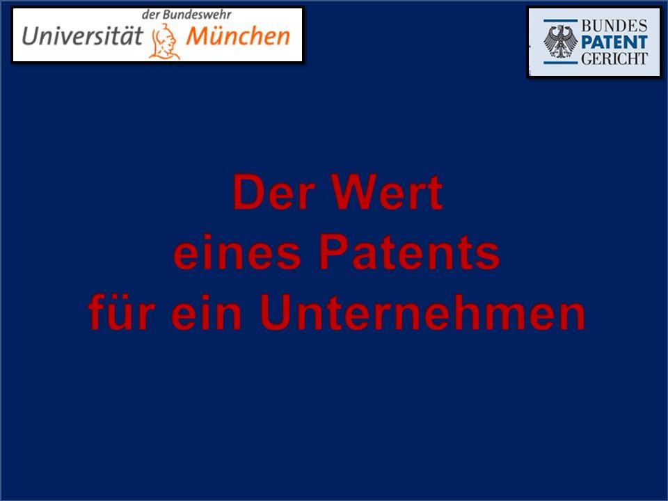 Sollten zwecks Erhöhung des Wertes eines Patents die Patentämter strenger prüfen, damit weniger Patente erteilt werden?