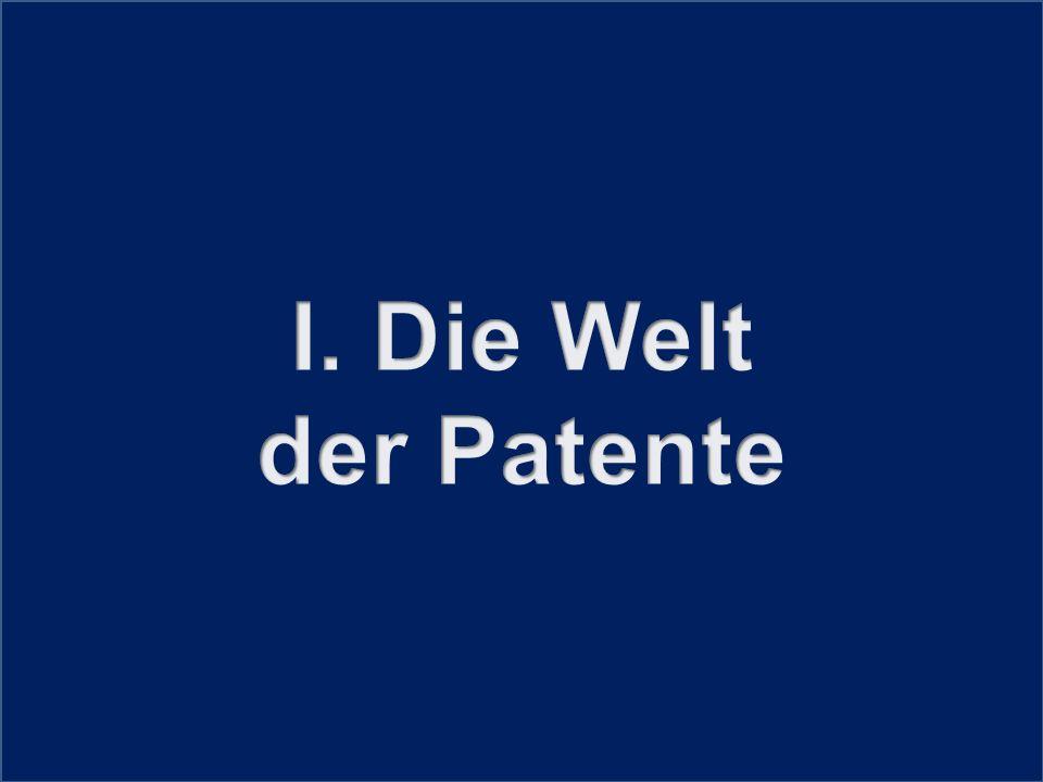 Zitierung in Druckschriften Kriterien Ergänzung anderer Patente Schutzbereich des Patents Dauer des Patents Bestand nach Einspruchs- oder Nichtigkeits- verfahren