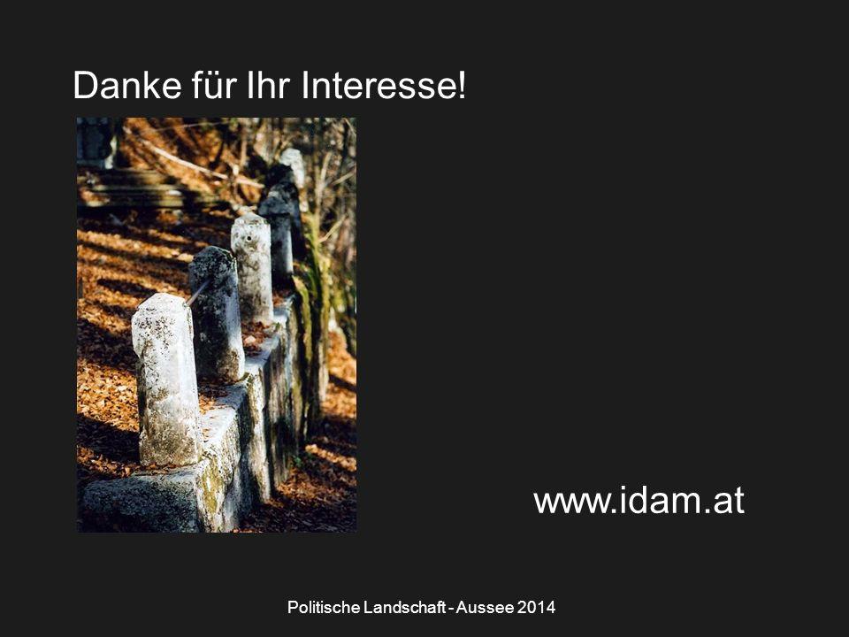 Danke für Ihr Interesse! www.idam.at