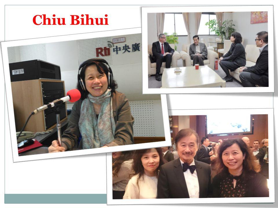 Chiu Bihui