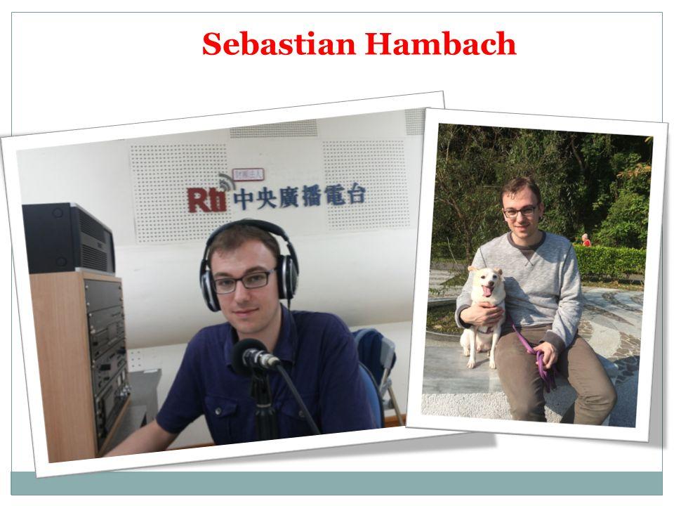 Sebastian Hambach