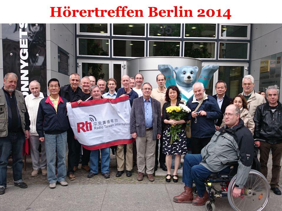 Hörertreffen Berlin 2014
