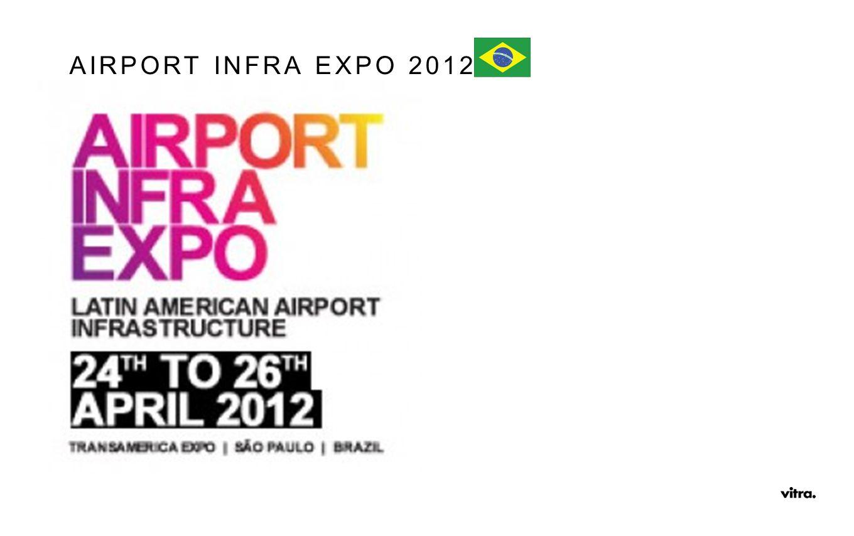 AIRPORT INFRA EXPO 2012 2012| Sao Paulo
