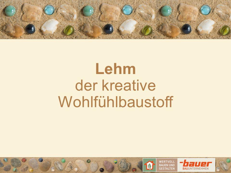 Christoph Heilmaier Dipl.Bauingenieur (FH) Inhaber und Geschäftsführer Christoph Bauer GmbH Bauunternehmen, 83539 Forsting Gesundes bauen mit Ziegel und kreative Wohnraumgestaltung mit Lehm