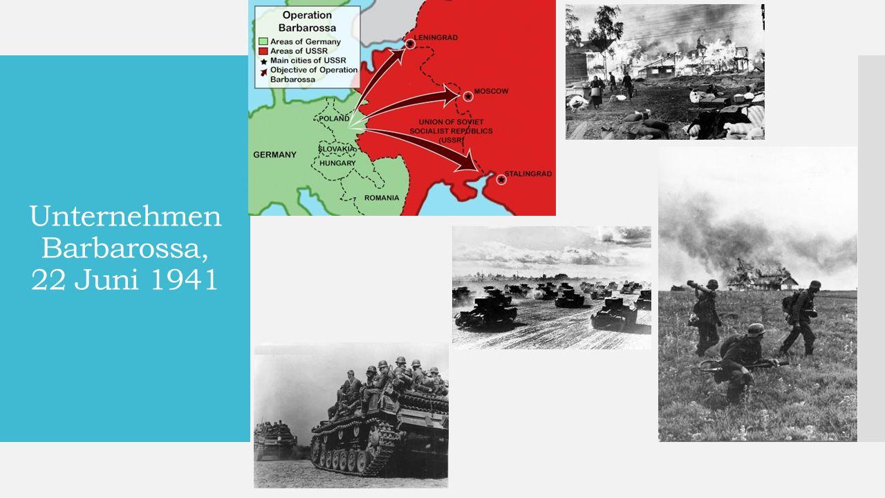 Die Vergewaltigung russischer Frauen  Nur in Russland/Sowjetunion, gab es ungefähr 10,000,000 Vorfälle; so viele wie ein Million Kinder waren das Resultat  Die Opfer waren Krankenschwestern, Ärtzinnen, Zivilistinnen  Die Vergewaltigung war eine Technik um die Russen zu kontrollieren  Der Wehrmacht war gegen-Partisane und gegen-semitisch; der Wehrmacht hatte mehr als 13 Millionen Leute während des Kriegs getötet