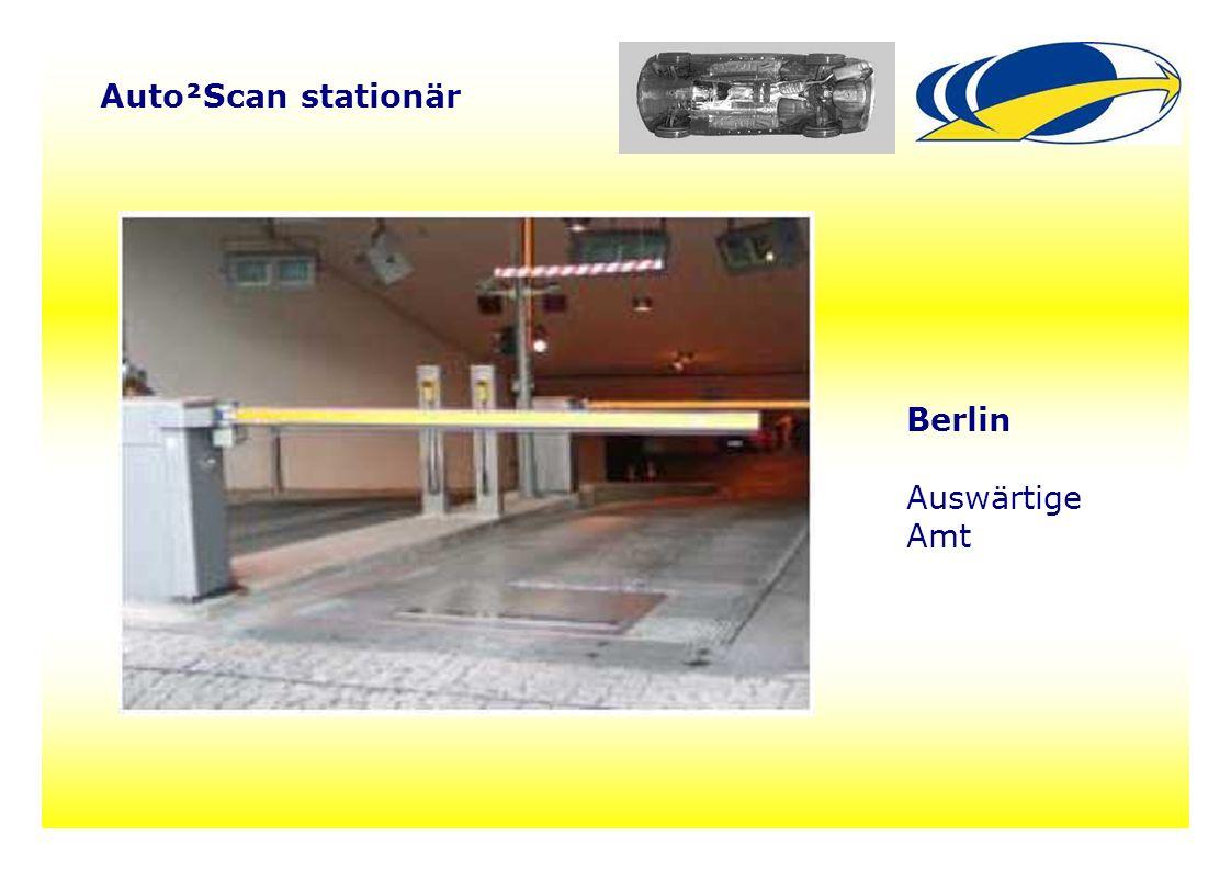 17 Auto²Scan stationär Berlin Auswärtige Amt