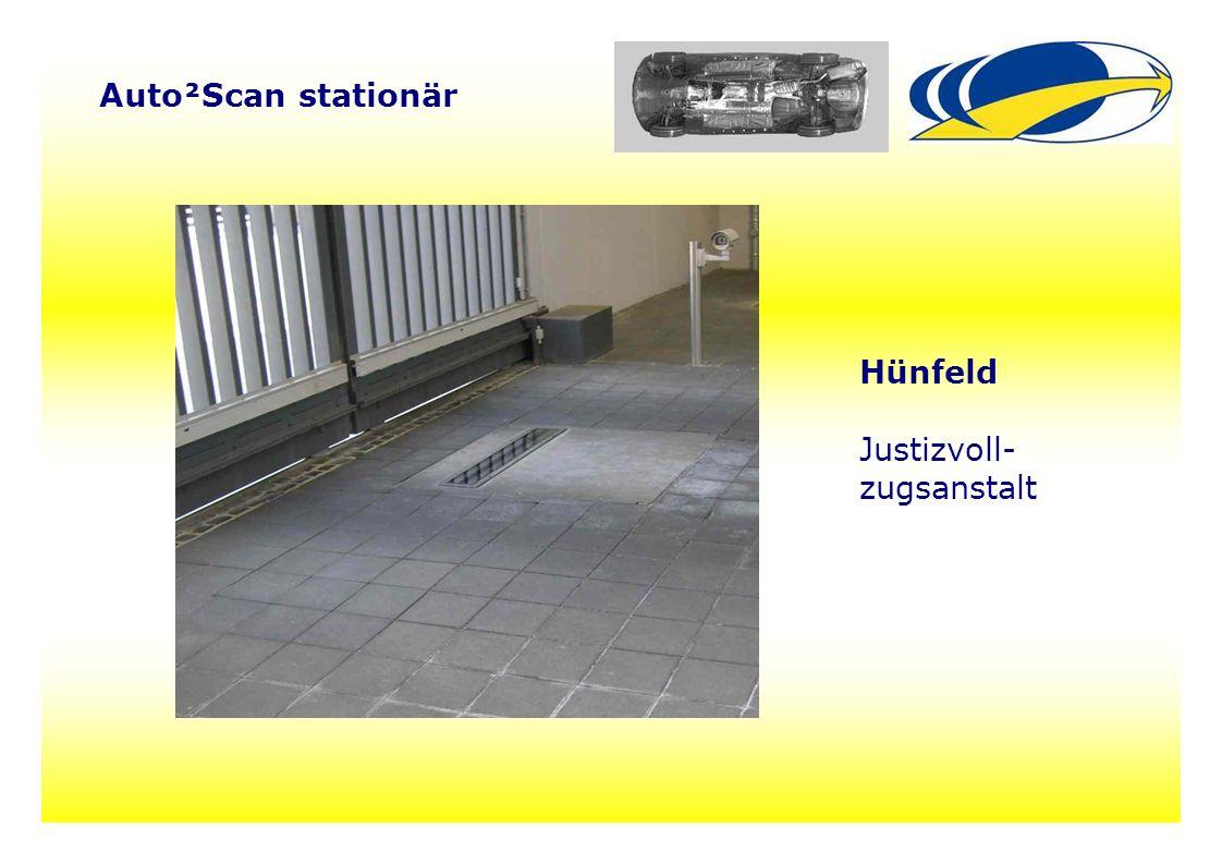 18 Auto²Scan stationär Hünfeld Justizvoll- zugsanstalt