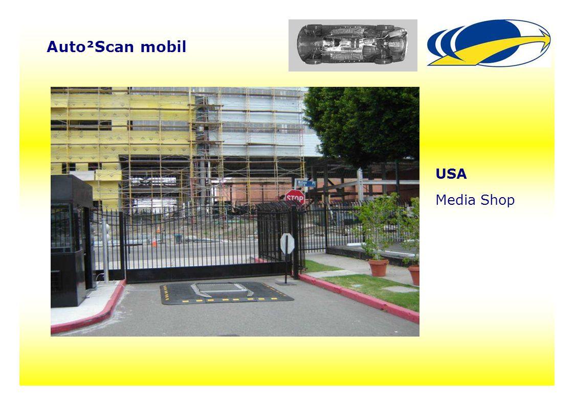 20 USA Media Shop Auto²Scan mobil
