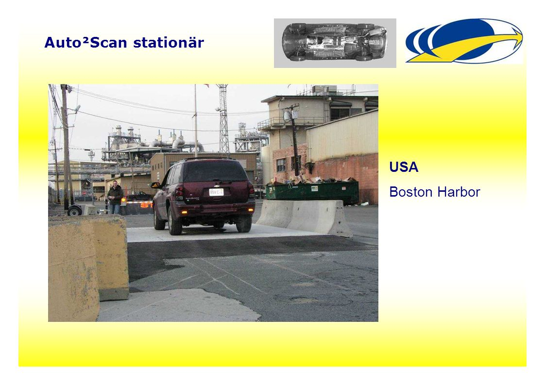 21 USA Boston Harbor Auto²Scan stationär