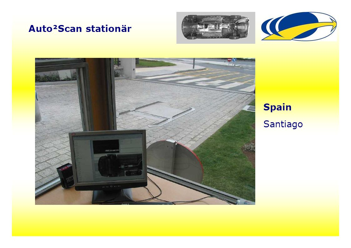 23 Spain Santiago Auto²Scan stationär