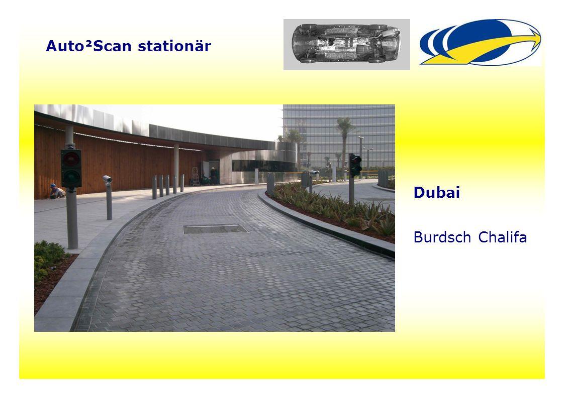25 Auto²Scan stationär Dubai Burdsch Chalifa