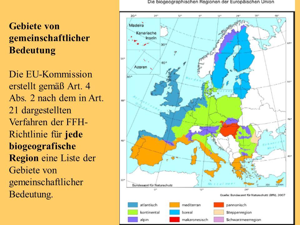 ENTSCHEIDUNG DER KOMMISSION vom 22/12/2003 zur Verabschiedung der Liste von Gebieten von gemeinschaftlicher Bedeutung für die alpine biogeographische Region gemäß der Richtlinie 92/43/EWG des Rates