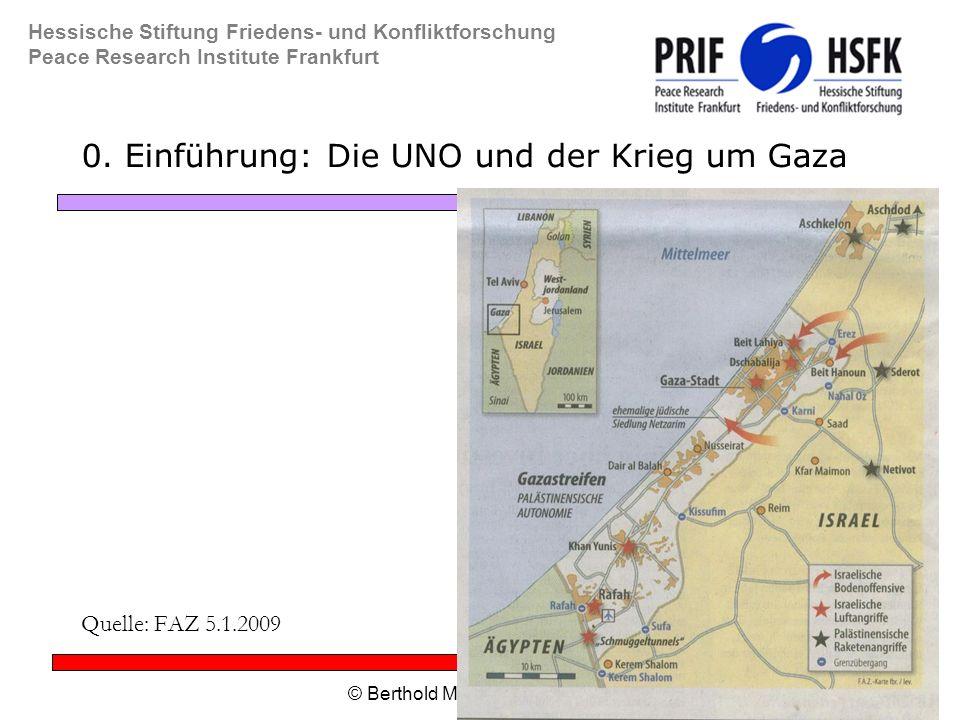 Hessische Stiftung Friedens- und Konfliktforschung Peace Research Institute Frankfurt © Berthold Meyer, PRIF / HSFK3 0.
