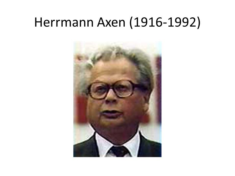 Herrmann Axen (1916-1992)