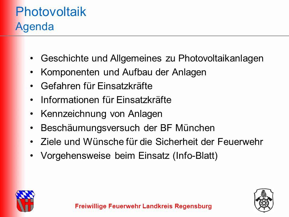 Freiwillige Feuerwehr Landkreis Regensburg Zusammenfassung Bestes Ergebnis: CAFS bei 60° Neigung – Spannungsreduktion auf 47% maximale Zeitdauer bis Spannung wieder 100% erreicht: – max.