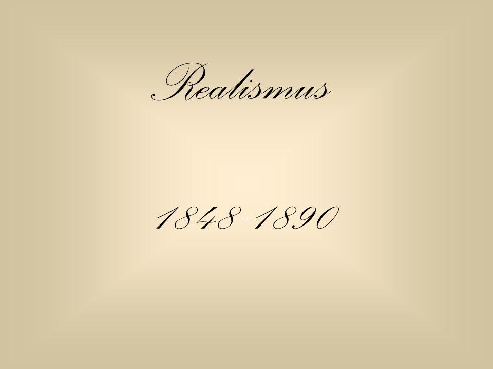 Realismus 1848-1890