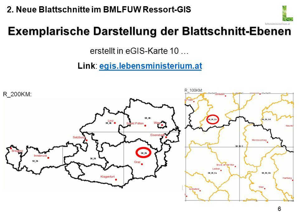 37 Fazit: Bei Forschungsaufträgen GIS-Ergebnisse künftig an das Rastersystem anbinden!