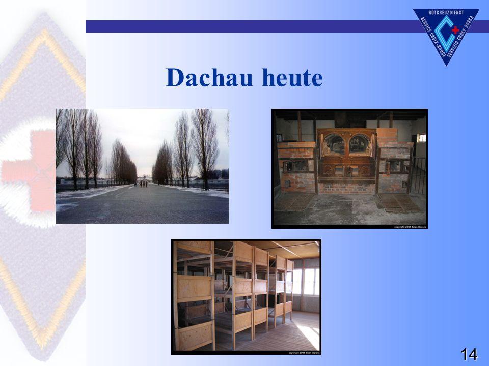 15 Dachau damals