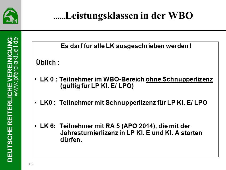 www.pferd-aktuell.de DEUTSCHE REITERLICHE VEREINIGUNG......