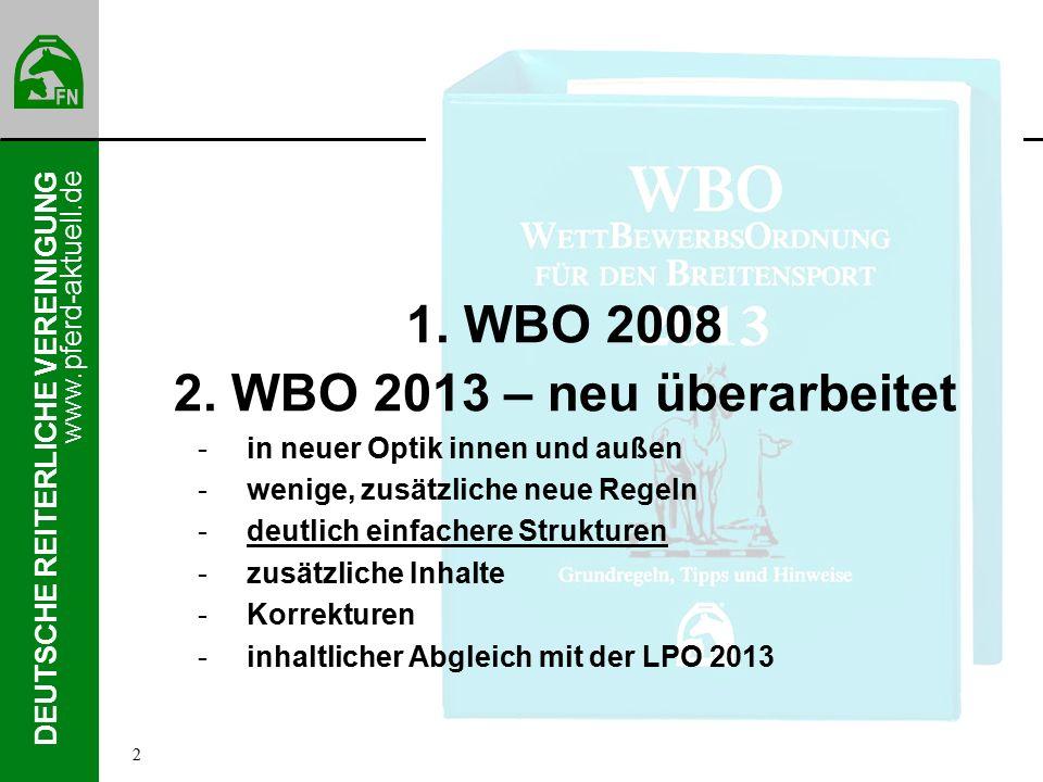 www.pferd-aktuell.de DEUTSCHE REITERLICHE VEREINIGUNG 1.