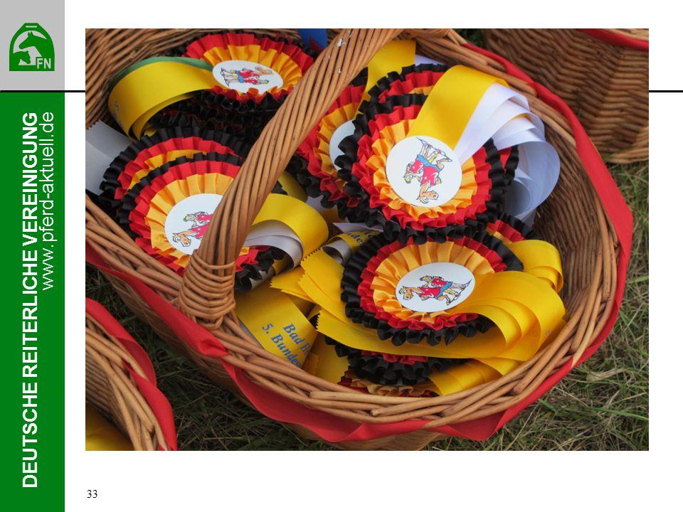www.pferd-aktuell.de DEUTSCHE REITERLICHE VEREINIGUNG 33