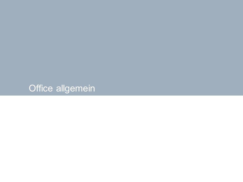 36 Office allgemein