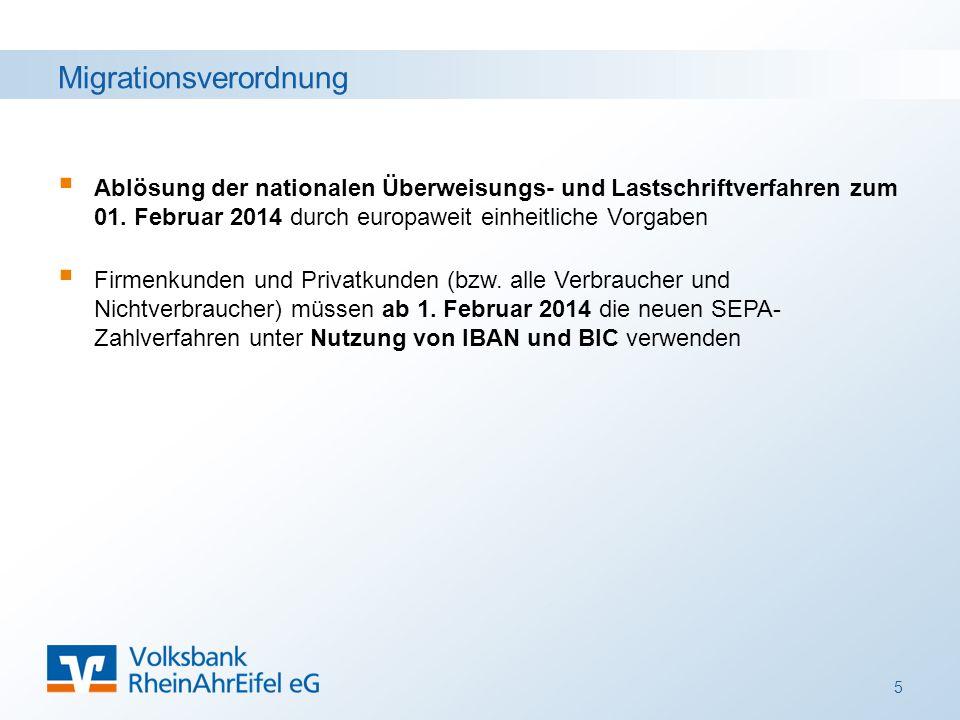 Migrationsstand 1. Quartal 2013 6 Quelle: Europäische Zentralbank