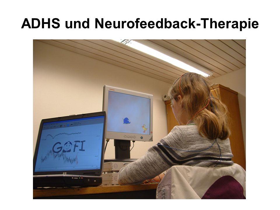 ADHS und Neurofeedback-Therapie