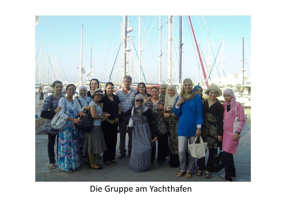 Der Yachthafen (Marina)