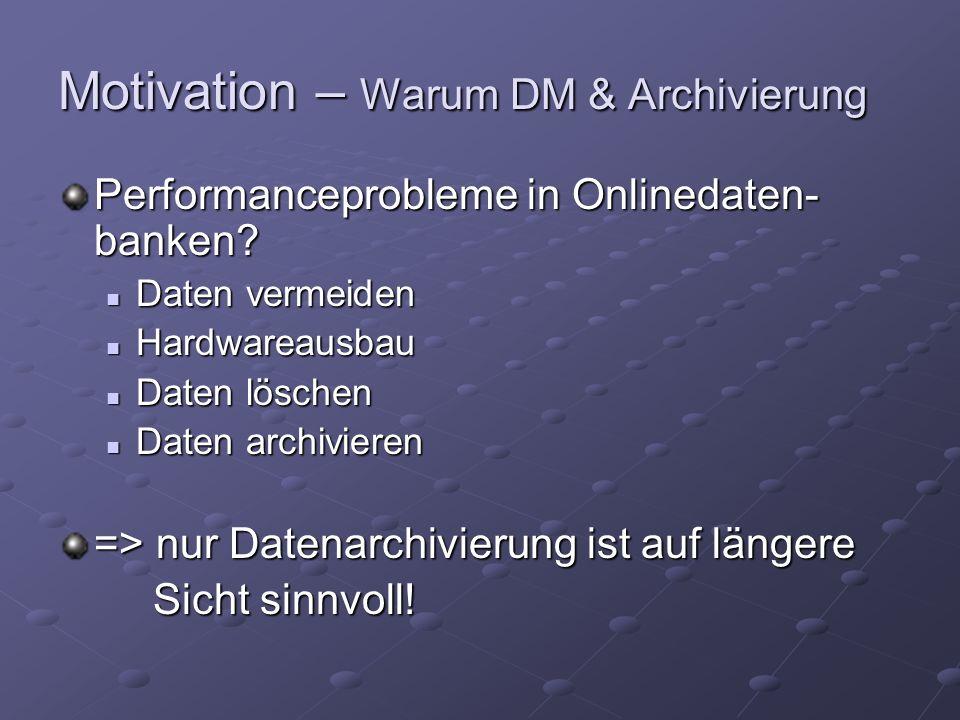 Archivierung [Kampffmeyer]