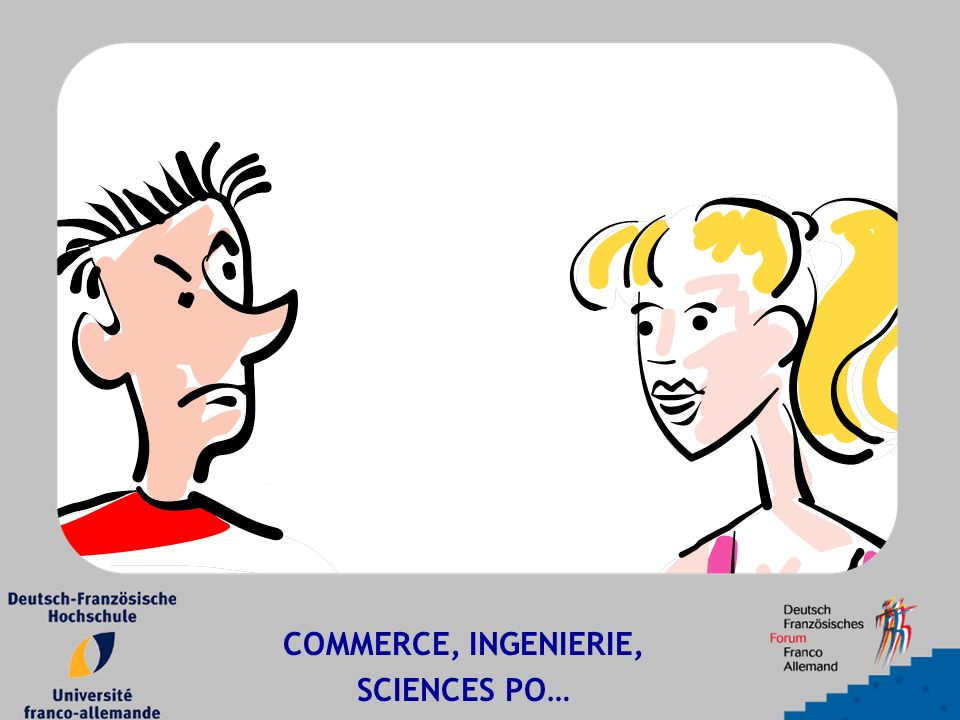 COMMERCE, INGENIERIE, SCIENCES PO…