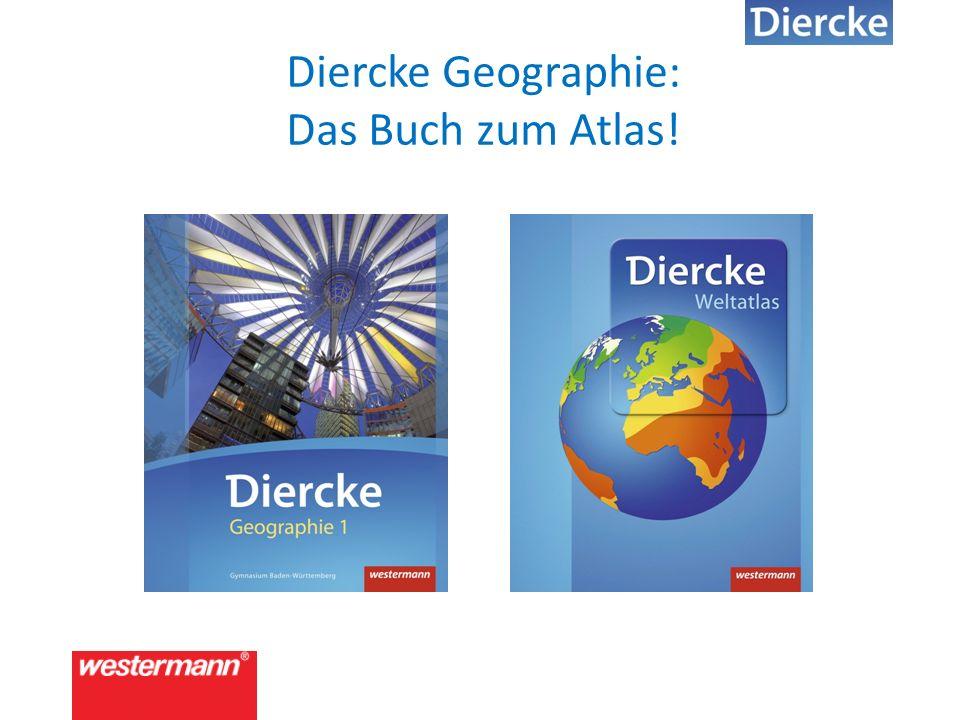 Diercke Geographie: Das Buch zum Atlas!