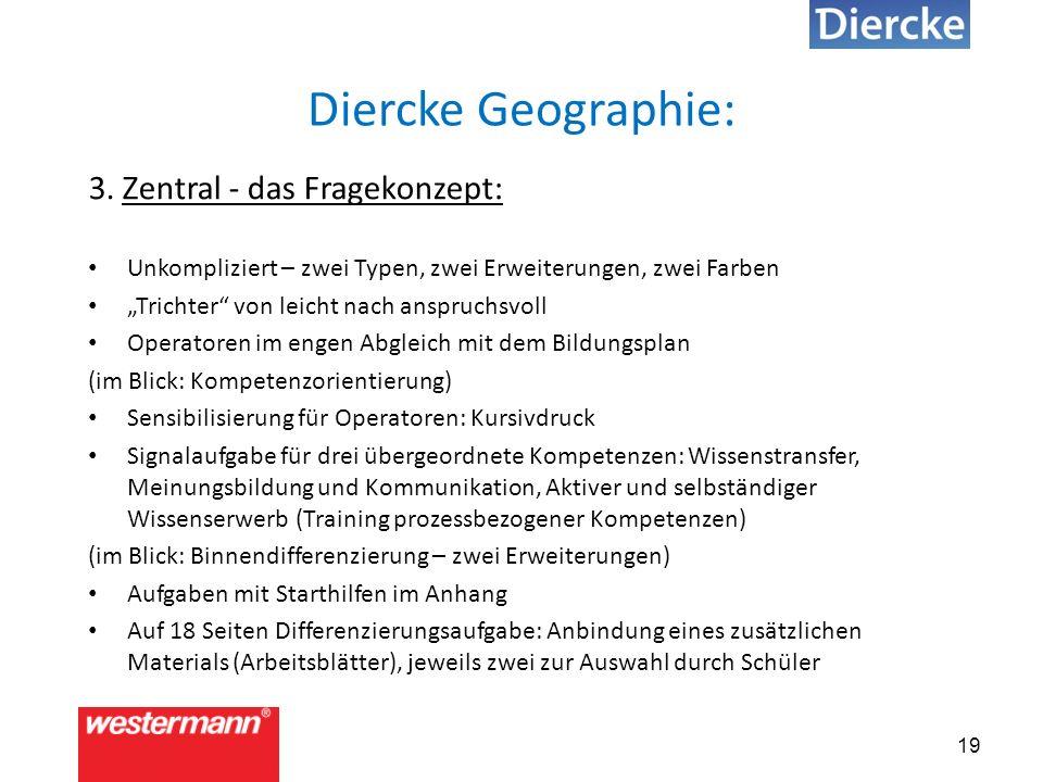 19 Diercke Geographie: 3.