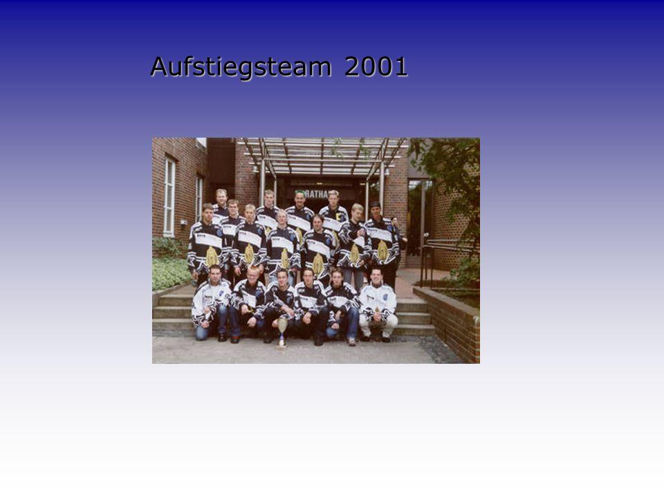 Saison 2001 Die Maidy Dogs waren bis auf 1 Spiel ungeschlagen und holten den Meistertitel in der 2. Bundesliga Nord. Der Aufstieg in die 1. Bundesliga
