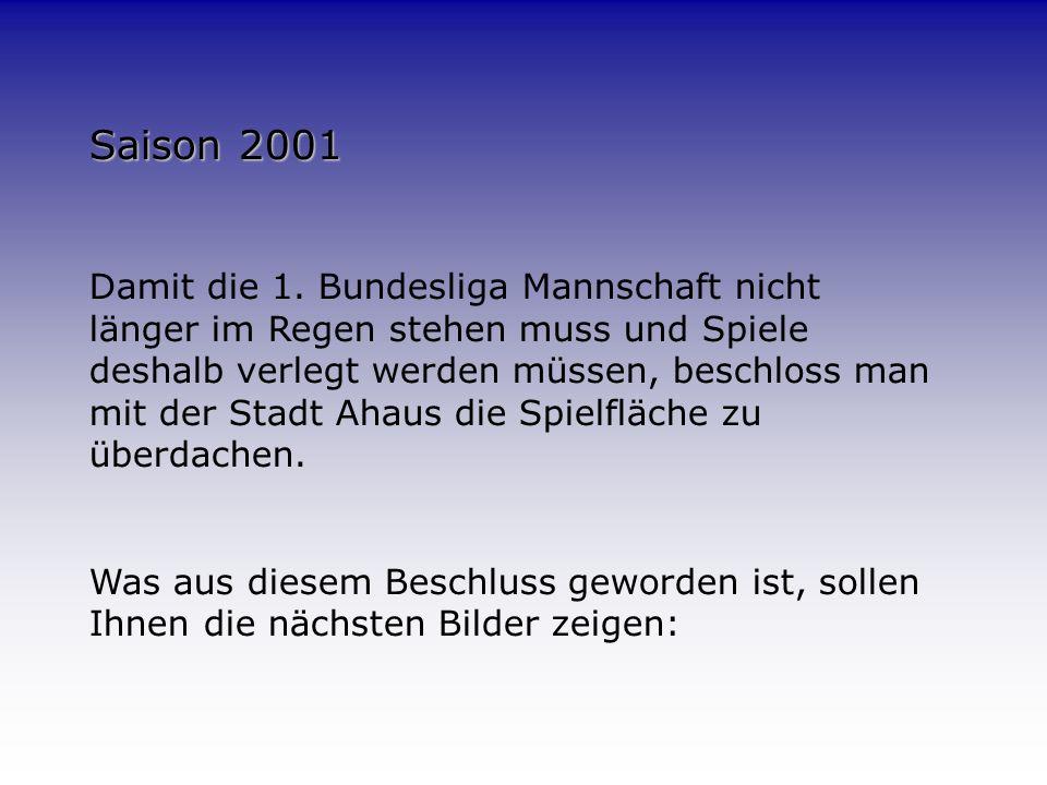 Aufstiegsteam 2001